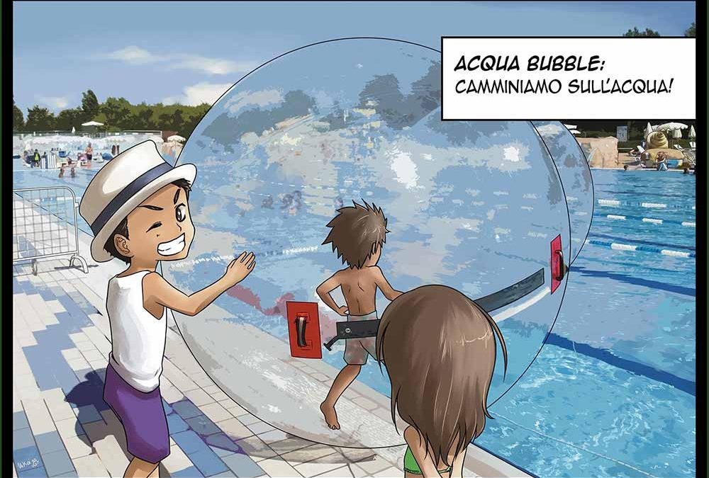 Acqua bubble